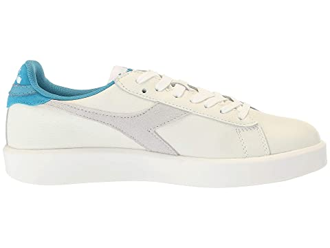 Basilwhite Rose Moonwhite L Camée Diadora Large Jeu Blanc Bleu TpnHSqgCx