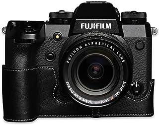 TP Original FUJIFILM X-H1 用 ボディーハーフケース ブラック