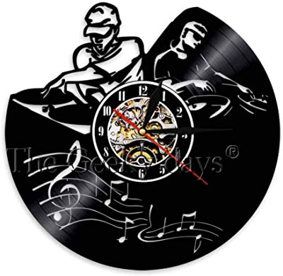 ttymei RCA Victor Dog His Masters Voice Musical Dog Reloj de ...