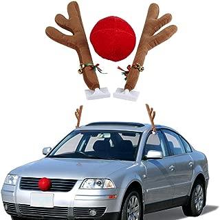 Best auto deer antlers Reviews