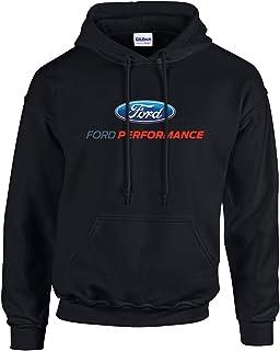 Ford Performance Hooded Sweatshirt Ford Car Hoodie