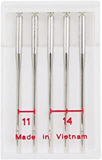 Janome Assorted Serger Needles Size 11 and 14