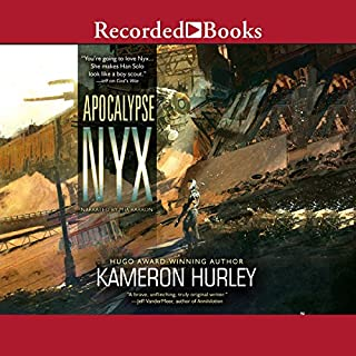 Apocalypse Nyx                   Written by:                                                                                                                                 Kameron Hurley                               Narrated by:                                                                                                                                 Mia Barron                      Length: 7 hrs and 47 mins     Not rated yet     Overall 0.0