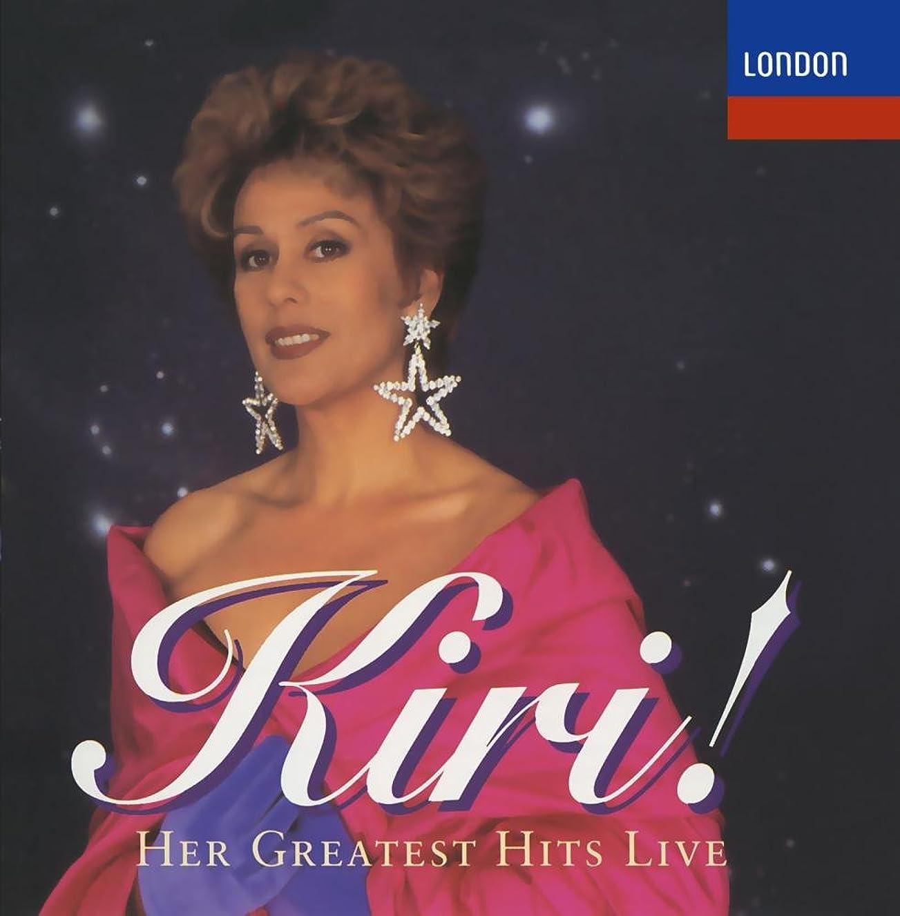 Kiri! Her Greatest Hits Live