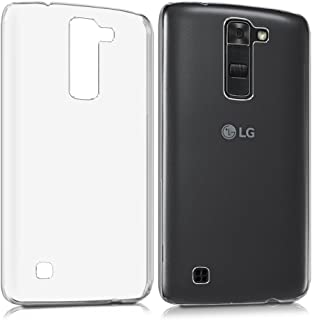 375c4456c70 Funda Carcasa Gel Transparente para LG K7, Ultra Fina 0,33mm, Silicona TPU