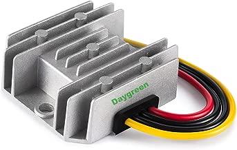 Daygreen Voltage Regulator DC DC 24V 36V 48V Step Down to DC 12V 5A Buck Transformer Converter, Non-Isolated