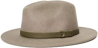 Men's Messer Medium Brim Felt Fedora Hat
