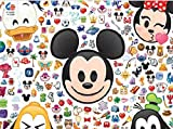 Ceaco Disney Emoji Mickey Jigsaw Puzzle, 300 Pieces