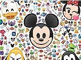 Ceaco Disney Emoji Mickey Jigsaw Puzzle, 300 Pieces