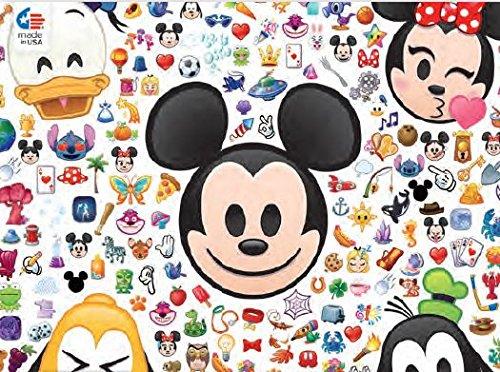 Ceaco Puzzle Emoji Mickey 300pc Nuovo 2231-4