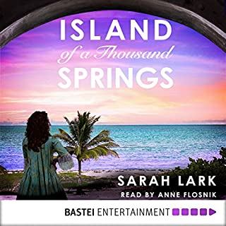 Island of a Thousand Springs cover art