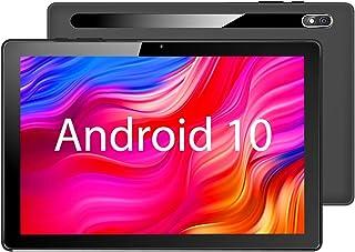 【2021NEWモデル Android 10.0】MARVUE Pad M10 タブレット 10.1インチ RAM2GB/ROM32GB 2.4GHz Wi-Fi対応 4コアCPU 800x1280 IPSディスプレイ デュアルカメラ 日本語仕...