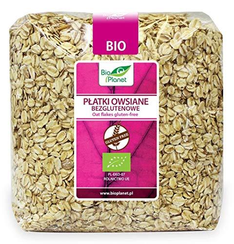 Flocons d'avoine sans gluten BIO 1 kg - BIO PLANET