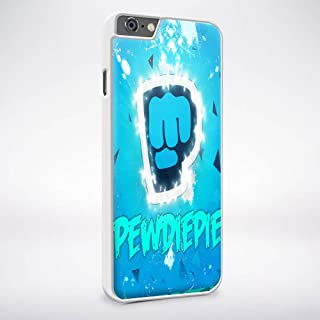 pewdiepie logo wallpaper fan art for iPhone and Samsung Galaxy case (iPhone 6 plus white)
