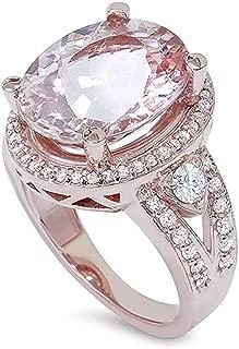 Best 9 carat morganite ring Reviews