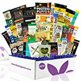 Ultimate Keto Snack Box Sampler Gift Low Carb (5G or less) Low Sugar, High Fat Keto Friendly Snacks, Perfect Low Carb Keto Gift Basket