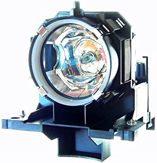 Hitachi Projector lamp and Filter (Equivalent to DT00771M) - for CP-X505, X600, X605, X608