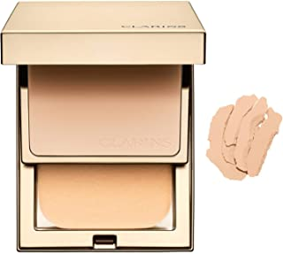 Clarins Everlasting Compact Face Foundation SPF 9, 103 Ivory, 10 gm