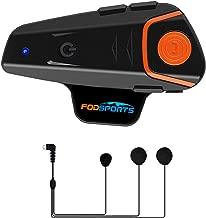 Mejor Motorcycle Bluetooth Intercom de 2020 - Mejor valorados y revisados