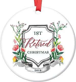 Best retirement christmas tree ornaments Reviews