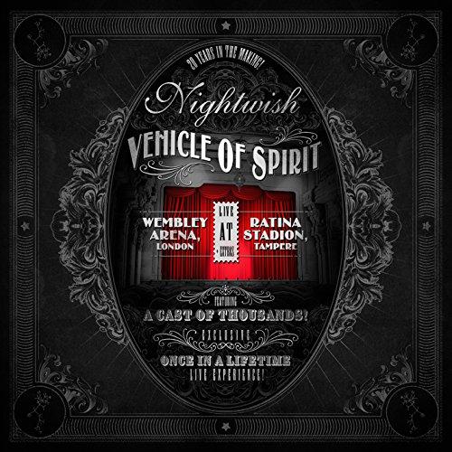 Nightwish - Vehicle of Spirit [3 DVDs]