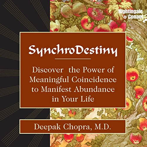 Synchrodestiny audiobook cover art