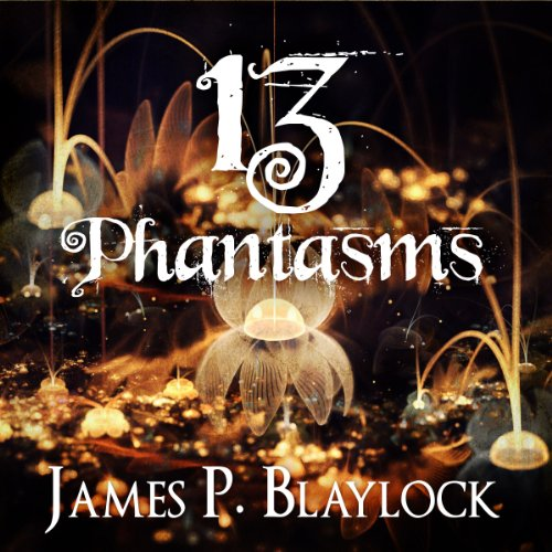 13 Phantasms audiobook cover art