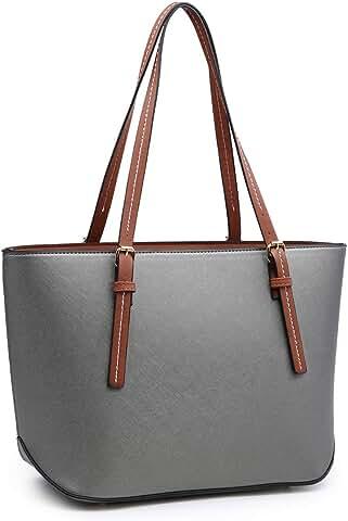 XB Xibang XB Handbags for Women Laptop Tote Shoulder Bags