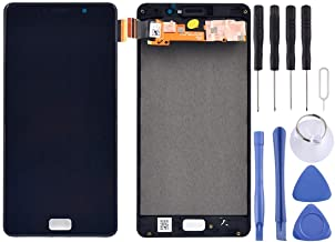 Phone screen LCD Screen and Digitizer Full Assembly with Frame for Lenovo Vibe P2 / P2a42 / P2c72 (Black) (Color : Black)