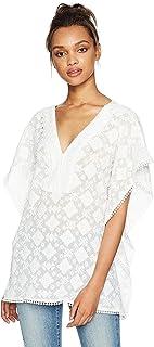 Ella Moon Rainey Kimono de Encaje de Gran tamaño Blusa para Mujer