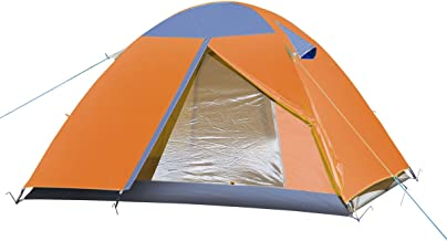 CCTRO 2 Person Camping Tent, Double Layer Waterproof 3...