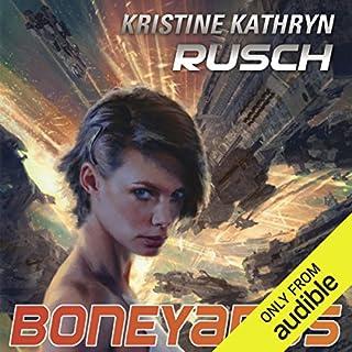 Boneyards audiobook cover art