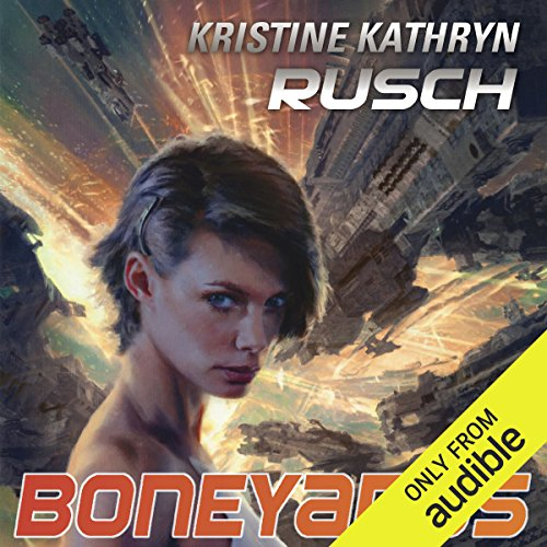 Boneyards     Diving Series, Book 3              By:                                                                                                                                 Kristine Kathryn Rusch                               Narrated by:                                                                                                                                 Jennifer Van Dyck                      Length: 9 hrs and 49 mins     191 ratings     Overall 4.2