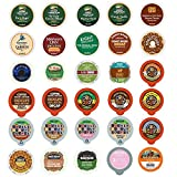 Best Decaf K Cups - Decaf Flavored Coffee Pods Variety Pack Sampler, Assorted Review