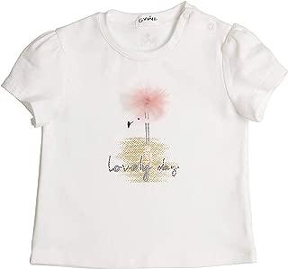 Gymp Baby M/ädchen T-Shirt Flamingo