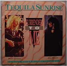Robin Zander & Ann Wilson Mint / NM Original White Label Radio Station Promo Issue 7 Inch 45 rpm & Promo Picture Sleeve - Surrender To Me - From Tequila Sunrise Soundtrack - Capitol Records 1988