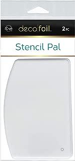 iCraft Deco Foil Stencil Pal, 3.75