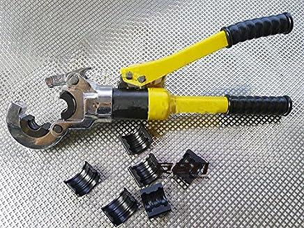 Mabelstar Mabelstar Mabelstar Edelstahl Schlauch Crimpen Tools ag-1528 V mit V Typ stirbt von V15, V18, V22 & V28 B06Y5S9YYM | Große Auswahl  902df3