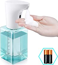 CANI Foaming Soap Dispenser,Automatic Soap Dispenser Touchless - for Bathroom Kitchen Office,Large Capacity 450ml,Waterpro...