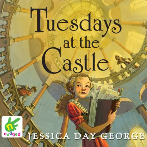 Tuesdays at the Castle audiobook cover art