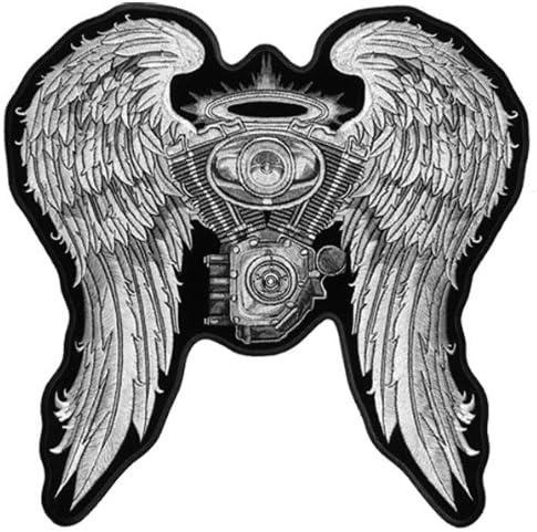 Hot Leathers PPA5190 Asphalt Angel Ladies Patch 5