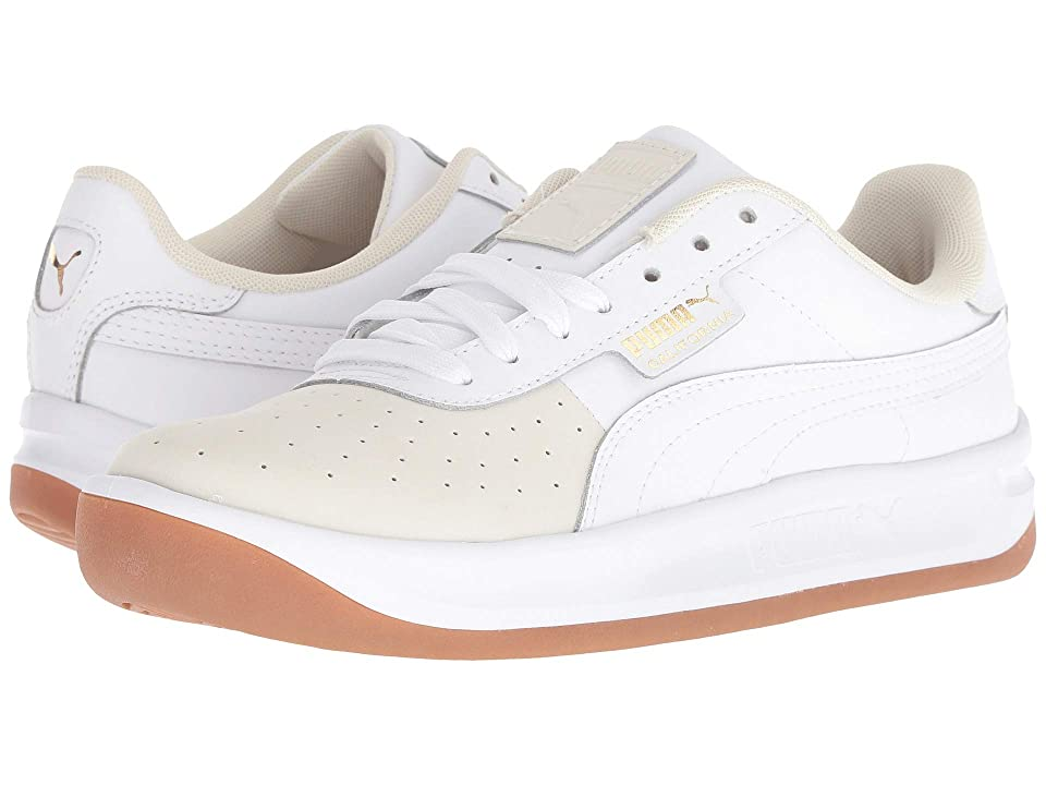 a1ae81484a3d PUMA California Exotic (Whisper White Puma White) Women s Shoes