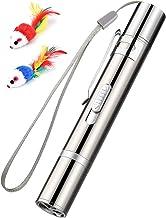 Caneta Tease Cat, Lanterna de brinquedo, Caneta Laser LED, Carregamento USB, 3 modos de iluminação Estilo criativo