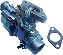 Carburetor for International Farmall IH Tractor Cub 154 184 185 C60 Engine SN 312389 Early Cub LoBoy Replace Part Number 251234R91 251234R92 71523C92 405004R91 63349C91 364579R91 71523C91 Metallic