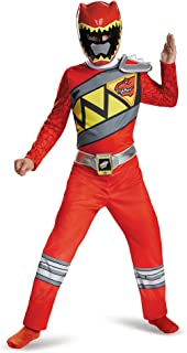 power rangers costume dino thunder