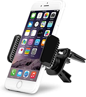 AVANTEK Car Mount Universal Air Vent Cradle, Universal Phone Holder Hands Free Cradle Compatible with iPhone 11 Pro Xs XR X 8 7 6 SE, Samsung Galaxy S10 S9 S8 S7 Note 10 LG Sony and More