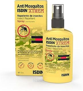 ISDIN Xtrem Spray Anti Mosquitos - Repelente de Mosquitos para la Prevención de Picaduras en Condiciones Extremas y Zonas ...