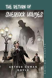 The Return of Sherlock Holmes: with original illustrations