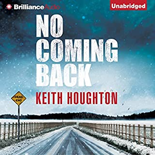 No Coming Back audiobook cover art