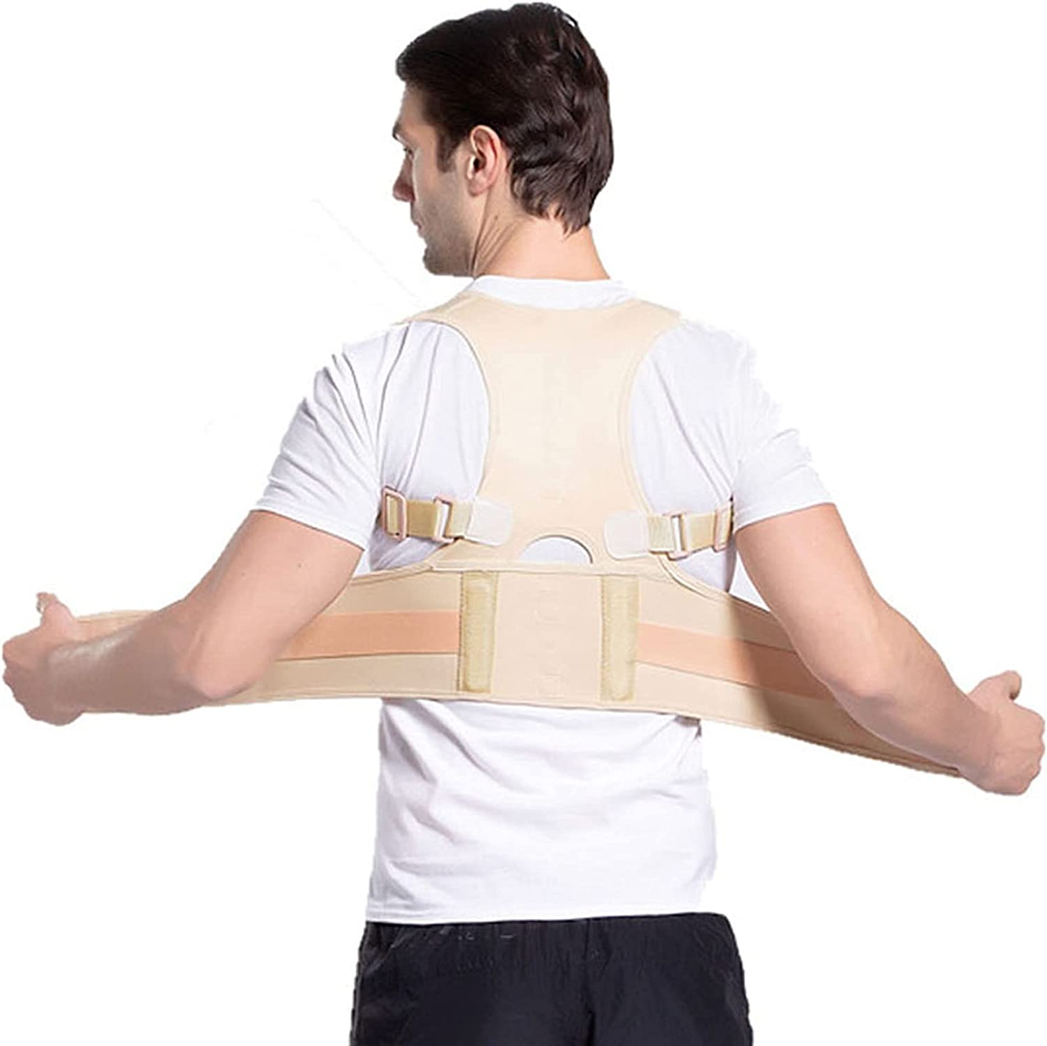 LQMM New product! New type Adjustable Choice Sitting Posture Corrector Back Be Corset Support